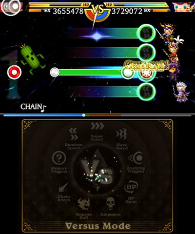 Across Two 3Ds Games And One Arcade Entry, Theatrhythm Final Fantasy Has Celebrated The Franchise'S Legendary Music.