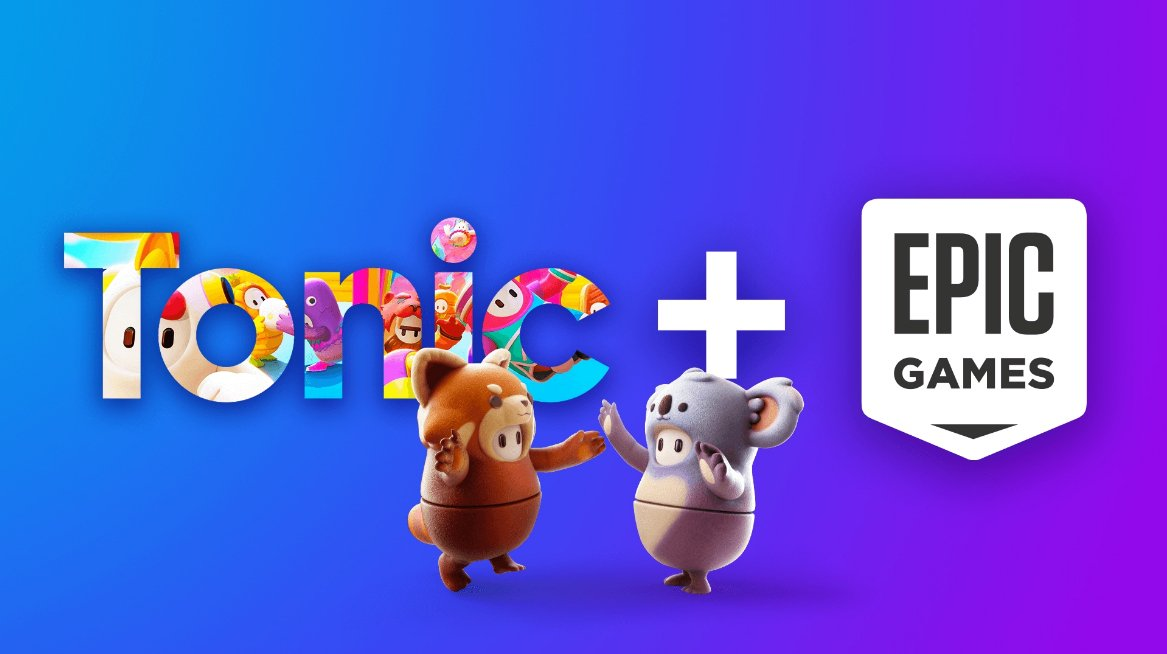 Epic Games Now Holds Fall Guys: Ultimate Knockout After Acquiring Tonic Games Group.
