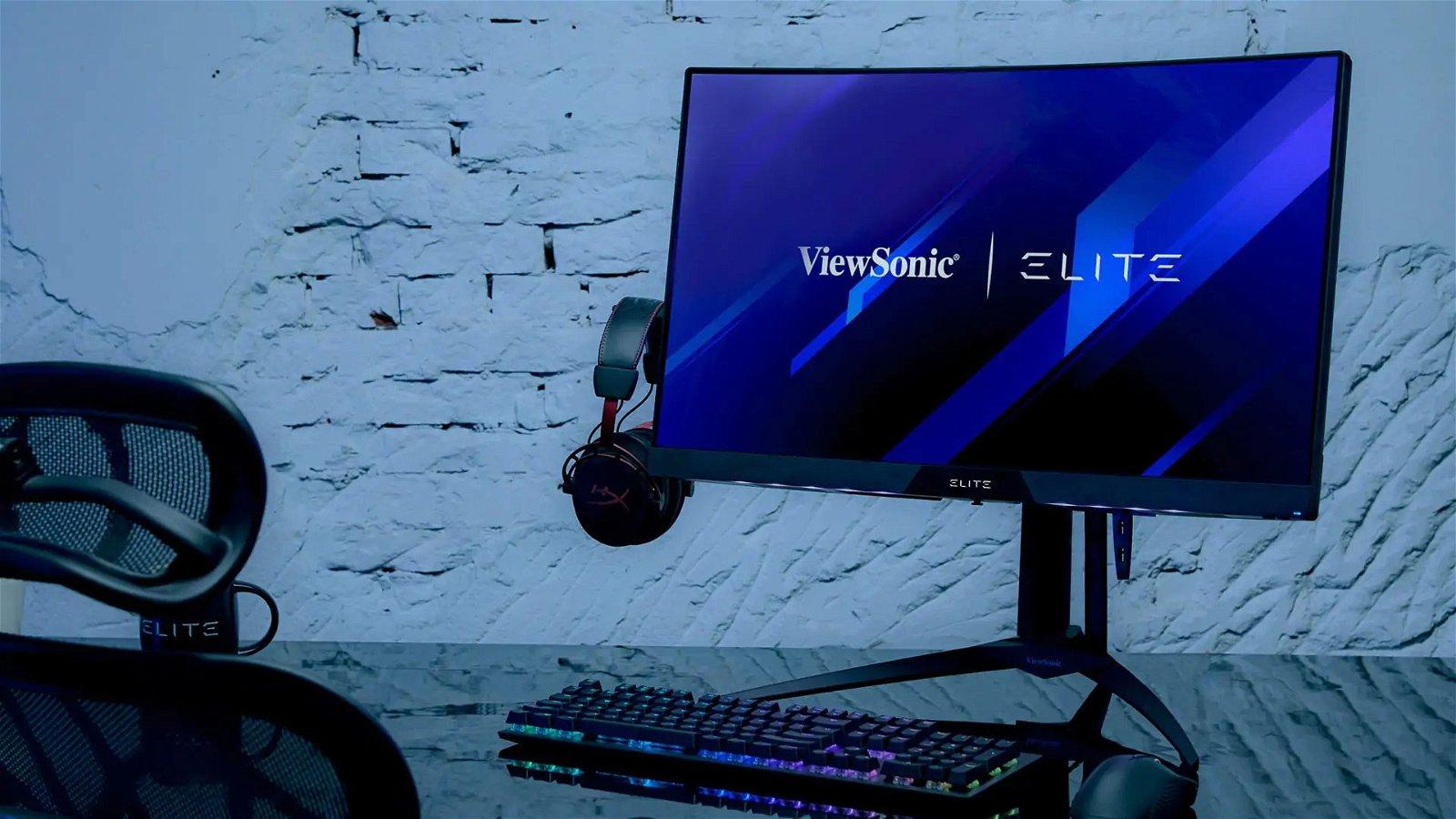 ViewSonic ELITE XG270QC Gaming Monitor Review