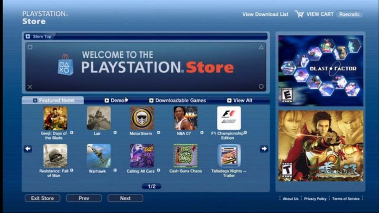Sony Will Reportedly Discontinue The Online Storefronts For Ps3 And Psp In July, And Vita In August.