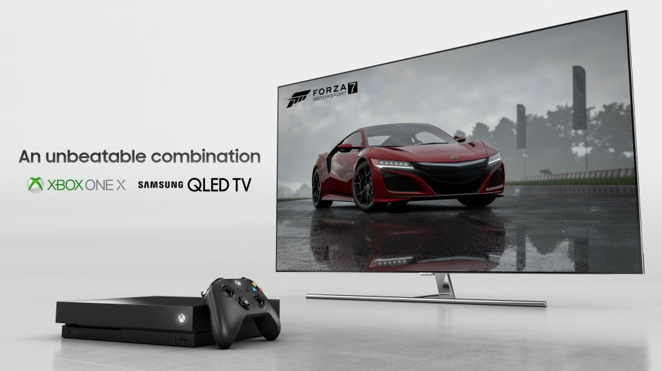 Xbox And Samsung Renew Multi-Year Official Qled Tv Partnership In The Us And Canada 1