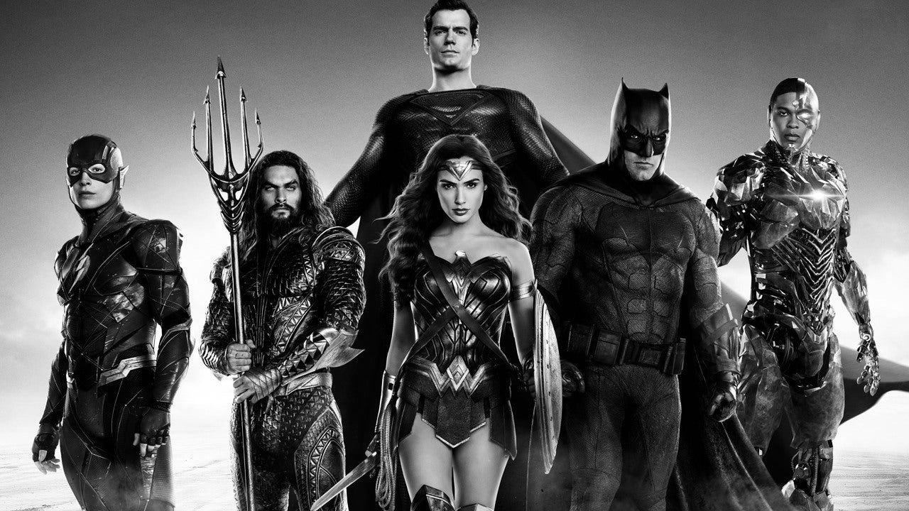 Zack Snyder's Justice League (2021) Review 2