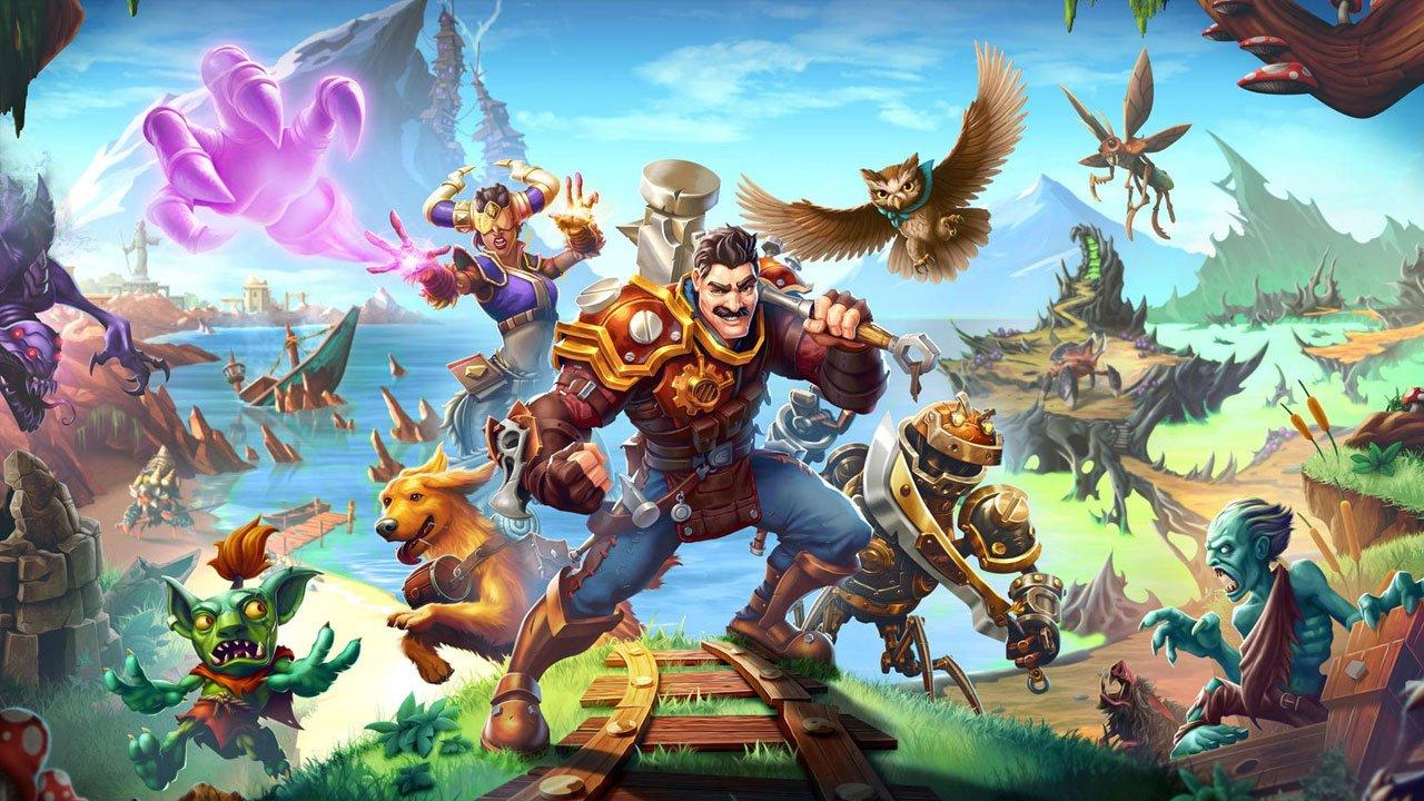 Zynga purchases Torchlight III developer Echtra Games to develop cross-platform RPG 2