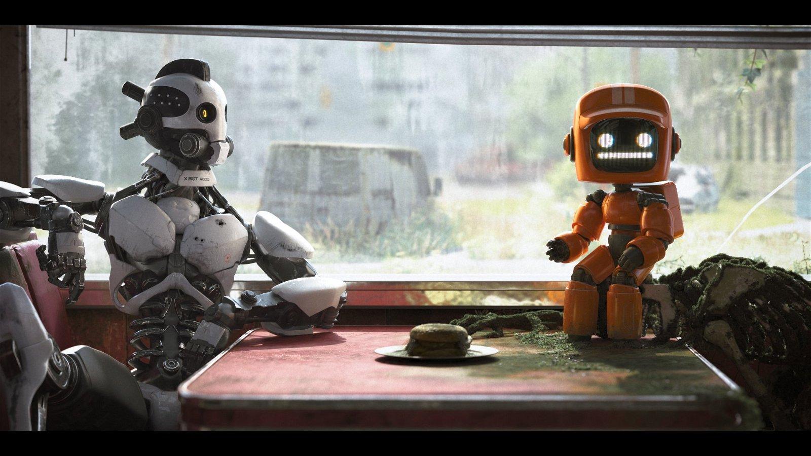 Love, Death &Amp; Robots