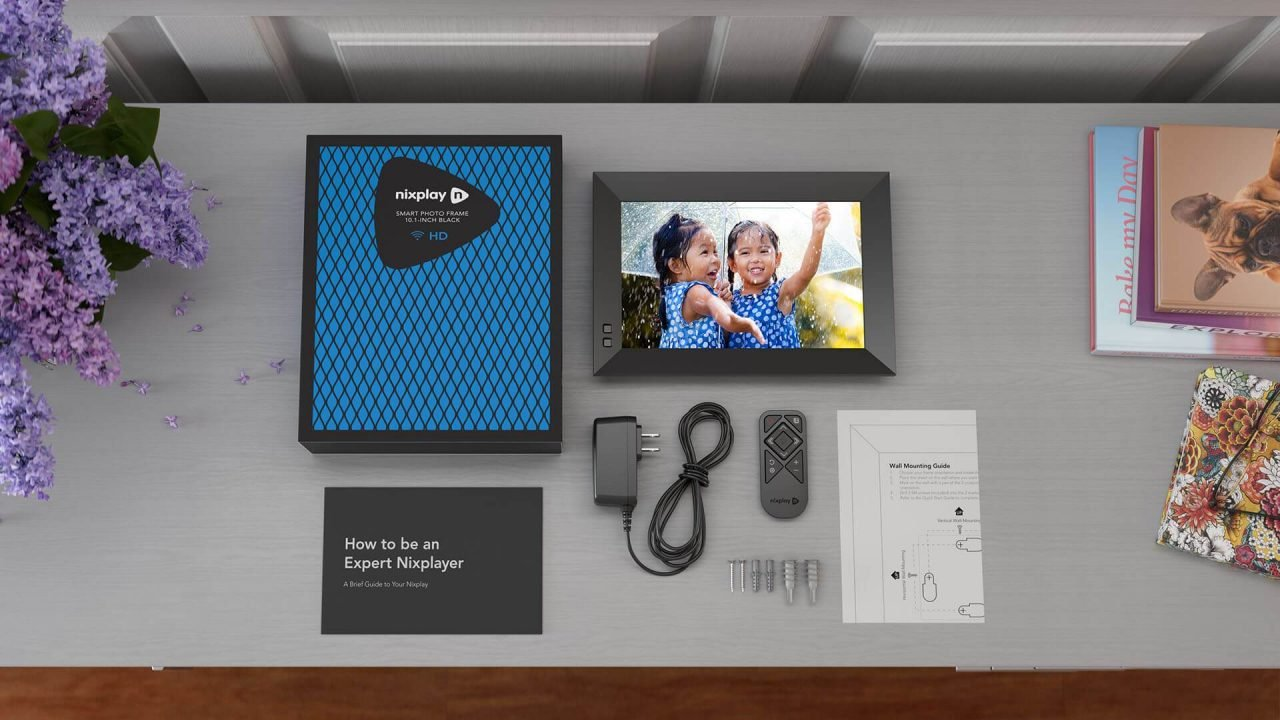 Nixplay Smart Photo Frame 10.1-Inch Review