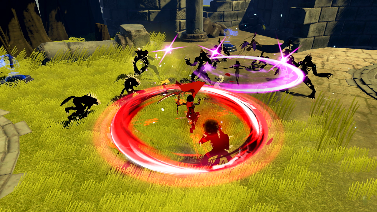 Rwby: Grim Eclipse - Definitive Edition Brings The Core Game And All Of Its Dlc To The Nintendo Switch May 13.
