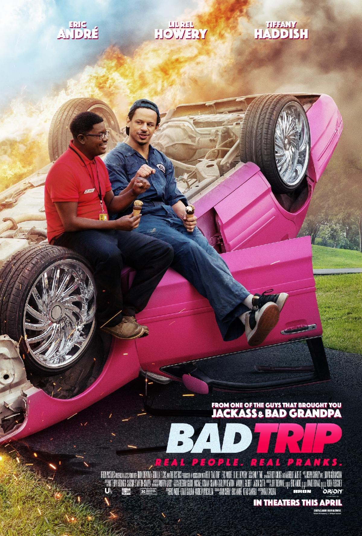 Bad Trip (2021) Review 2