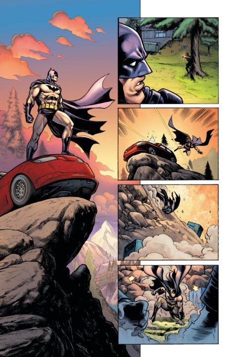 Batman/Fortnite: Zero Point #1 Review