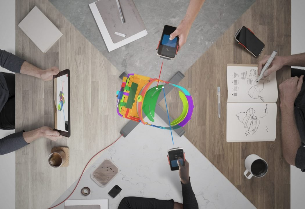 Campfire Solidifies Work With Ar Hardware