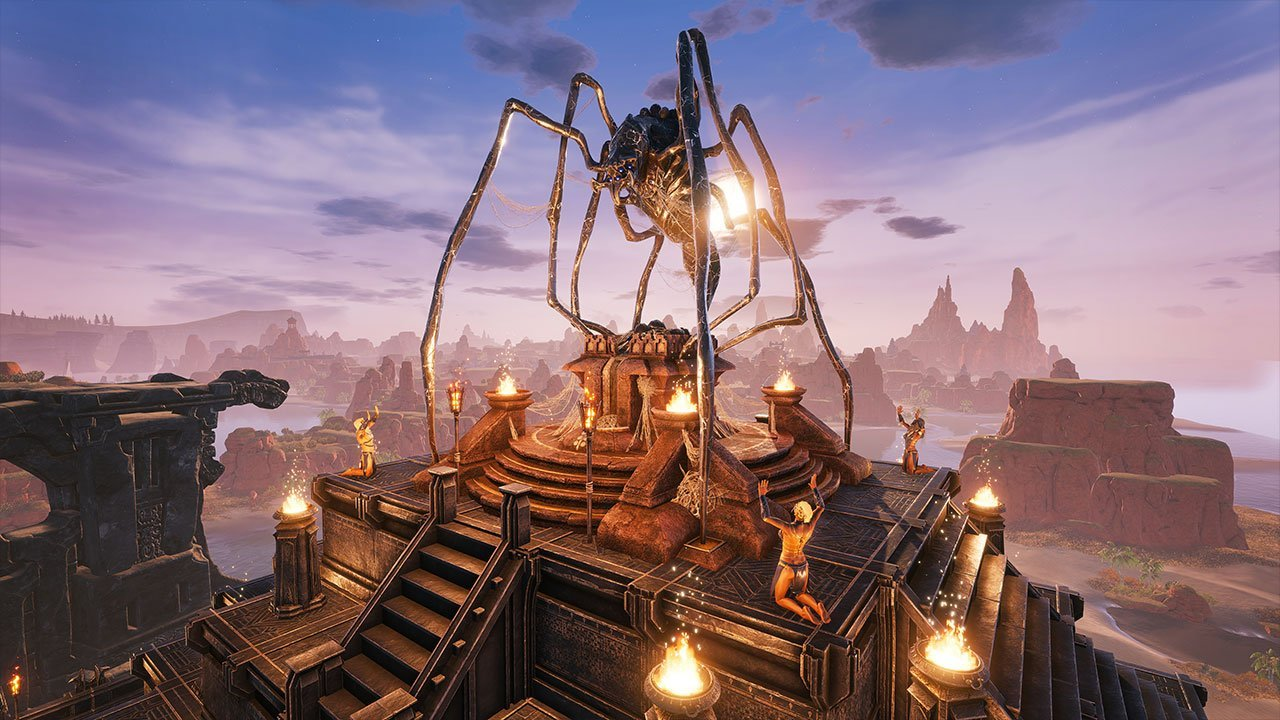 Conan Exiles: Isle Of Siptah Newest Update Delivers