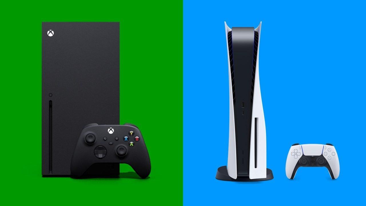 Xbox Series X, Playstation 5