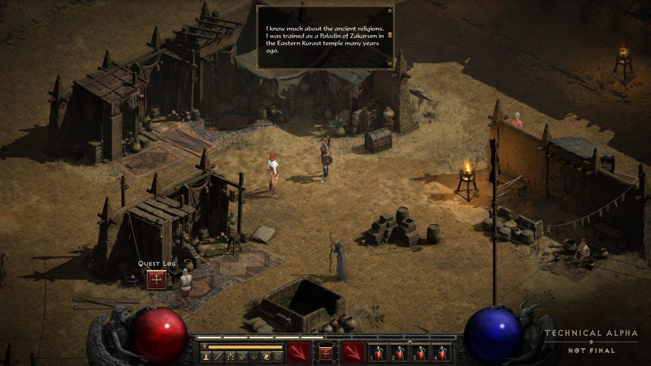 Diablo 2: Resurrected - Blizzard Entertainment
