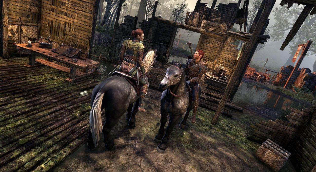 Elder Scrolls Online: Blackwood - Companion - Bethesda