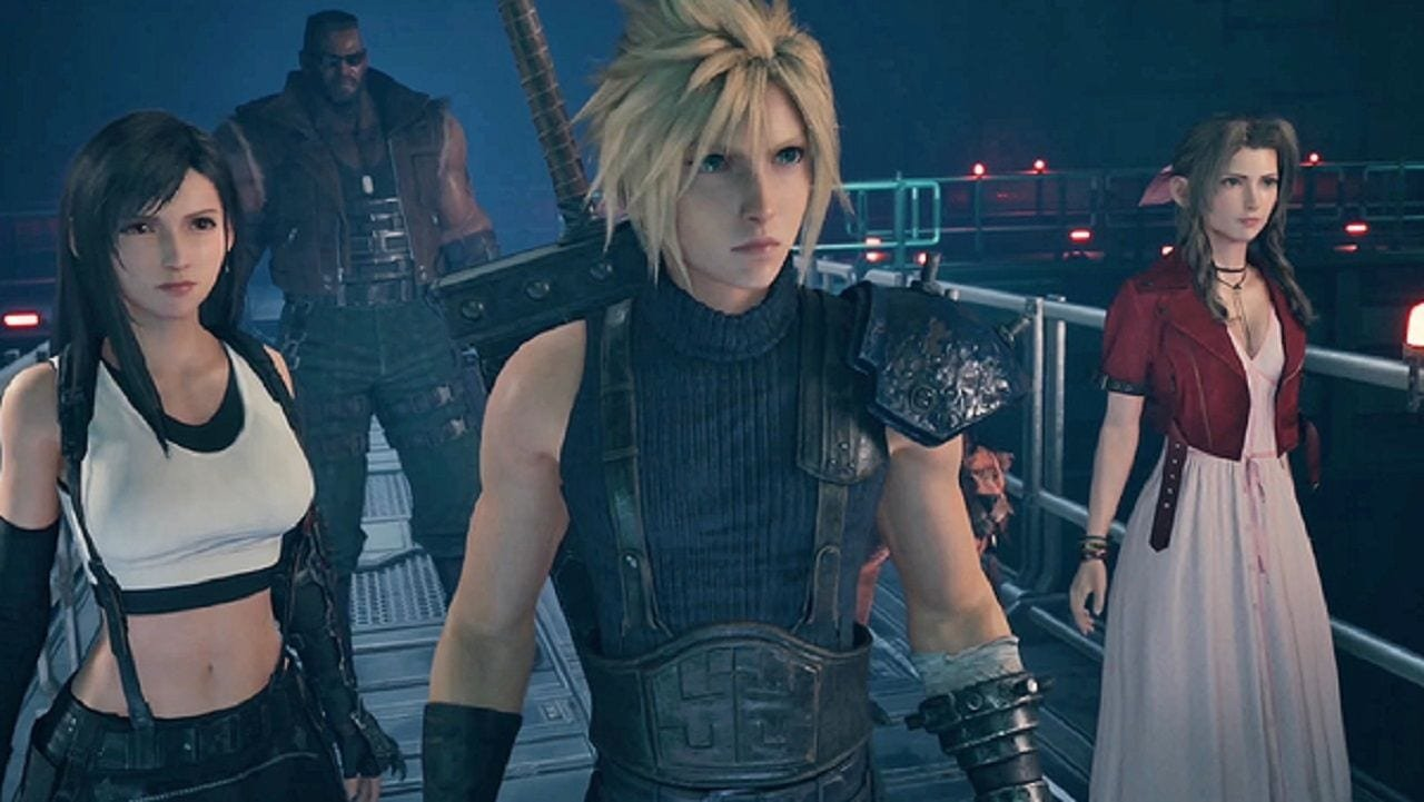 Rumours of Square Enix Receiving Offers to Sell