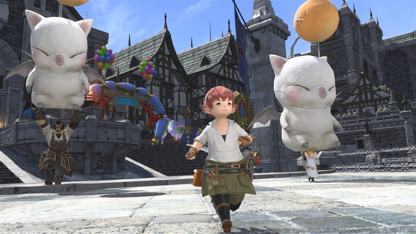 Final Fantasy XIV Patch 5.5 and PlayStation 5 Beta Now Live