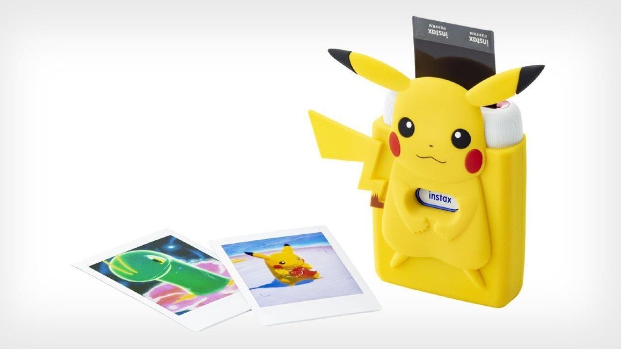 Fujifilm Announces INSTAX Mini Link For Nintendo Switch 3