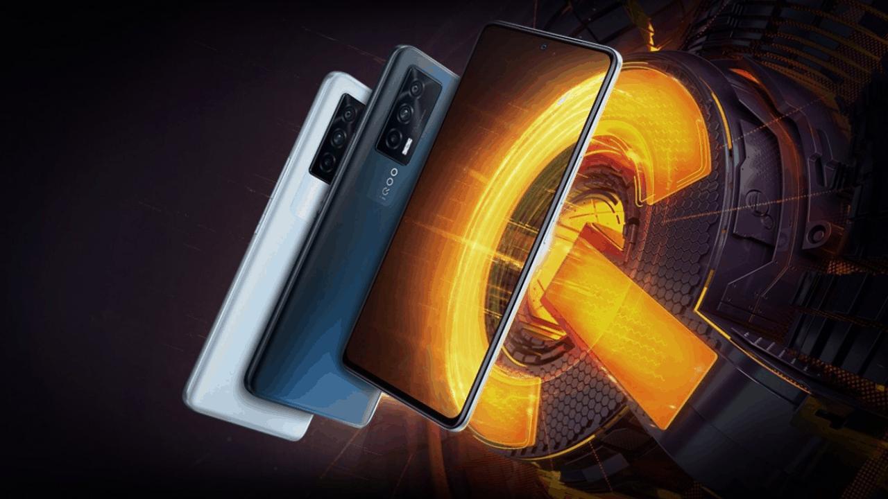 Gaming Phone Vivo iQOO 7 Legend Emphasizes Performance With BMW Branding