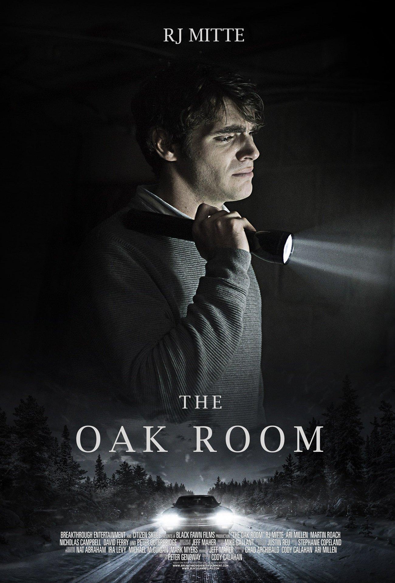 The Oak Room - Black Fawn Distribution
