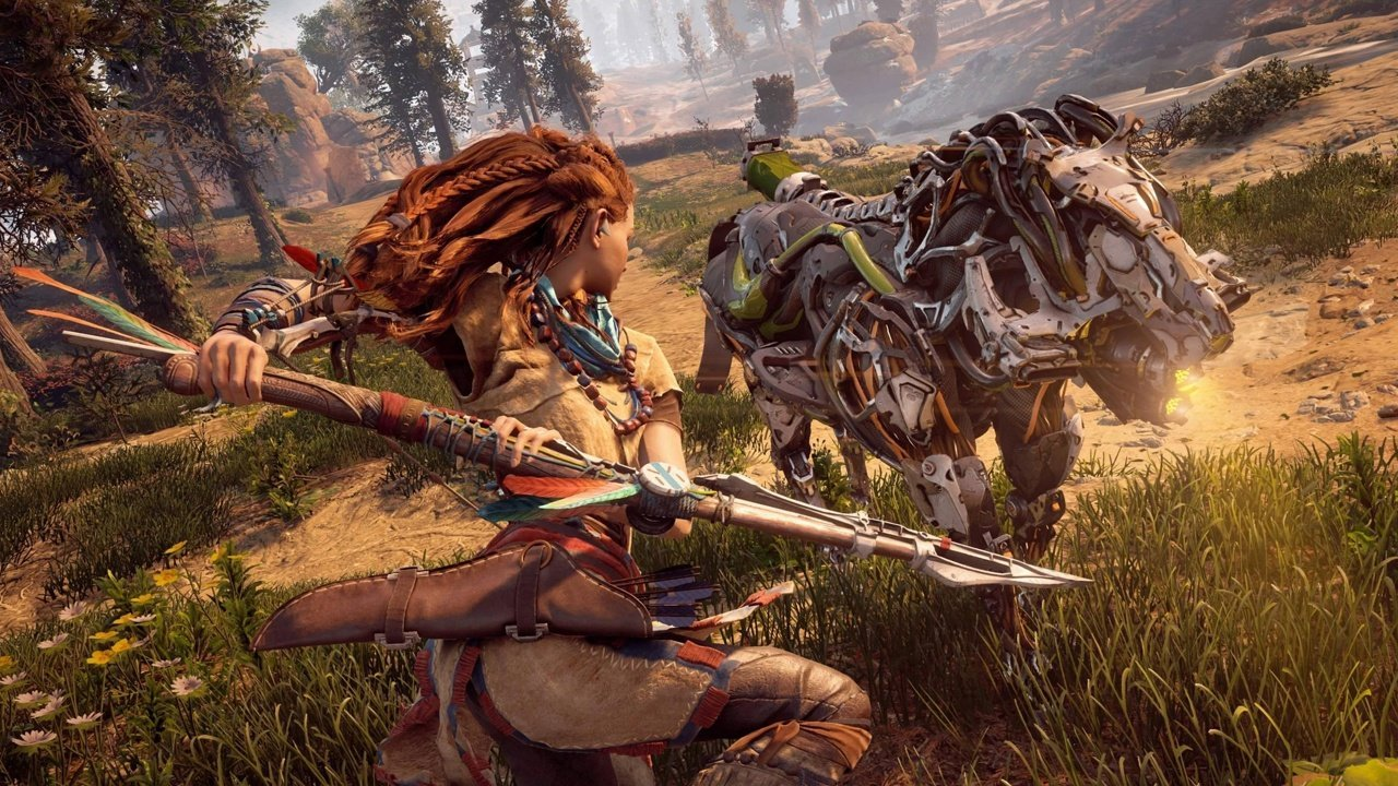 Horizon Zero Dawn: Complete Edition is free for PS4 and PS5 owners