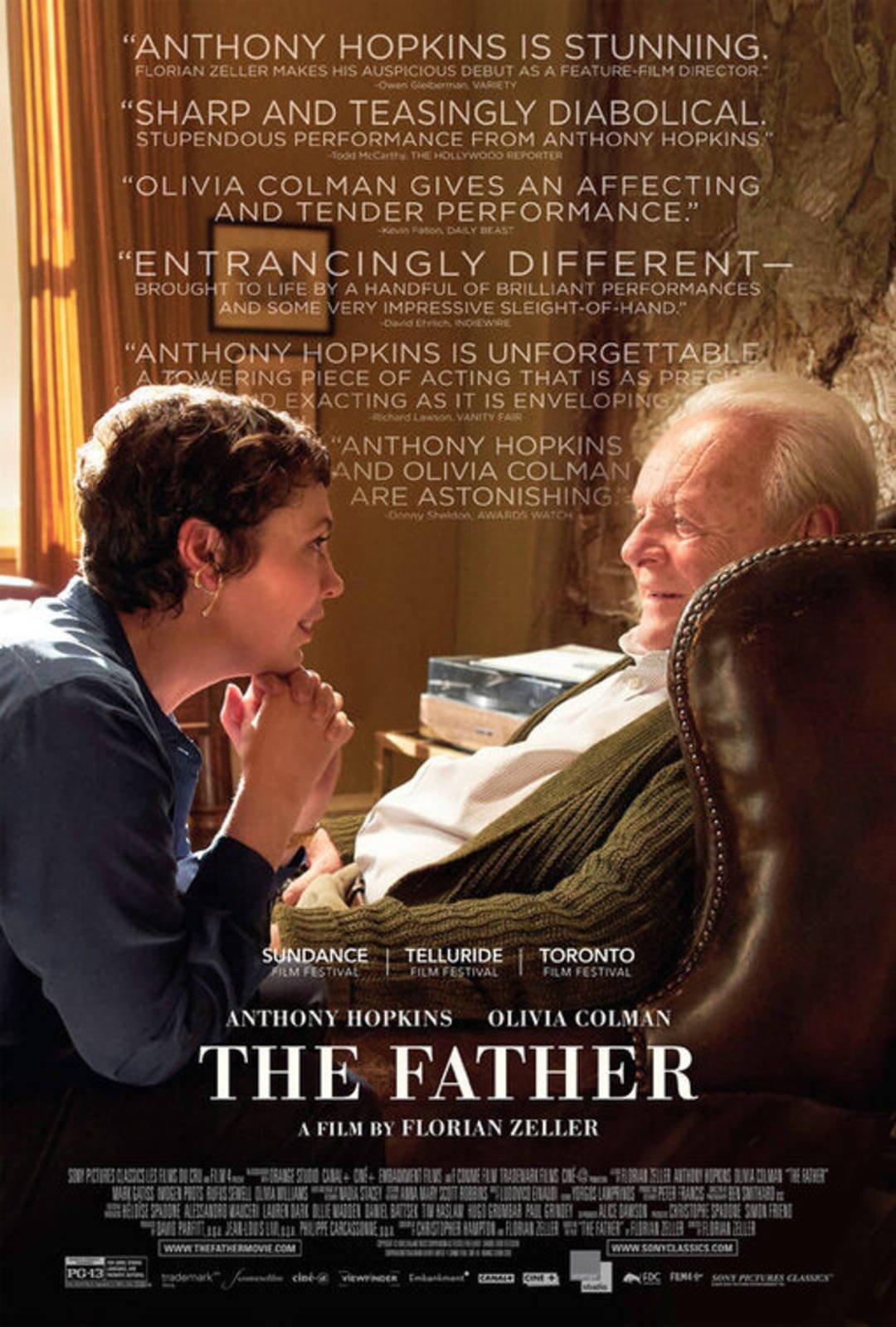 Florian Zeller'S The Father