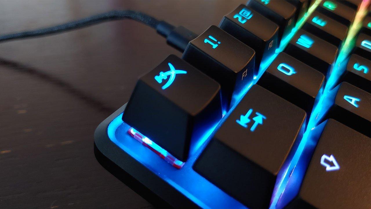 Hyperx Alloy Origins 60 Mechanical Gaming Keyboard Review