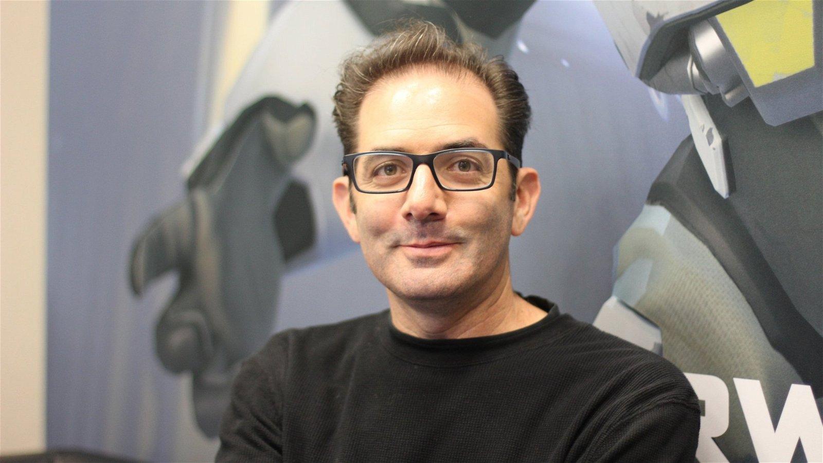 Jeff Kaplan, Director of Overwatch Leaves Blizzard 1