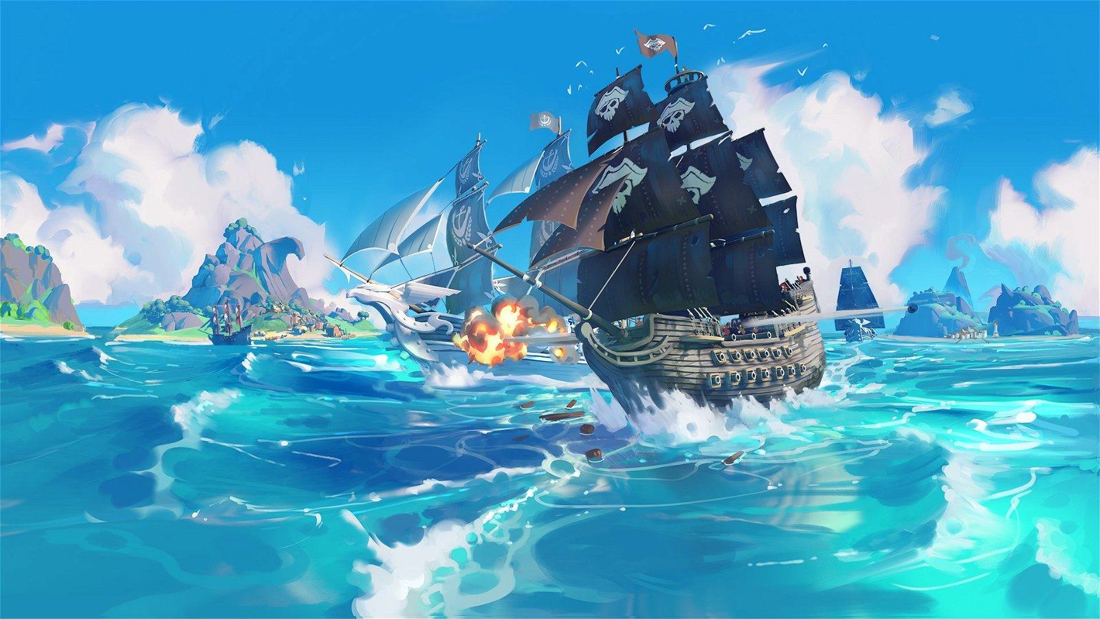 King Of Seas Action-RPG Sets Sail This May