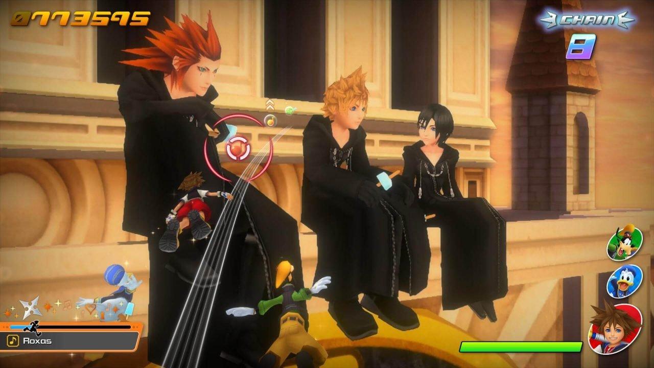 Kingdom Hearts Pc Review 6