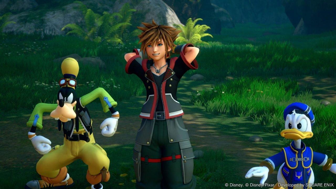 Kingdom Hearts Pc Review 7