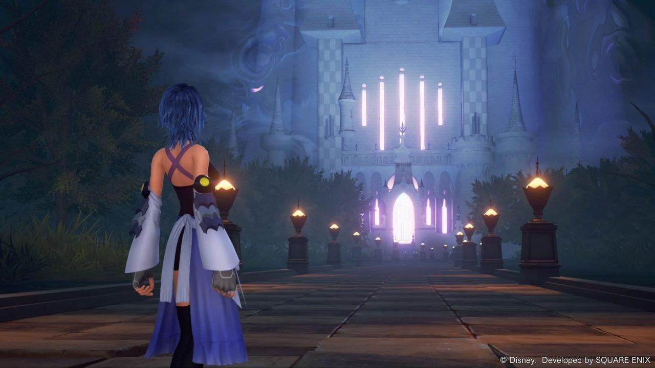 Kingdom Hearts Pc Review 8