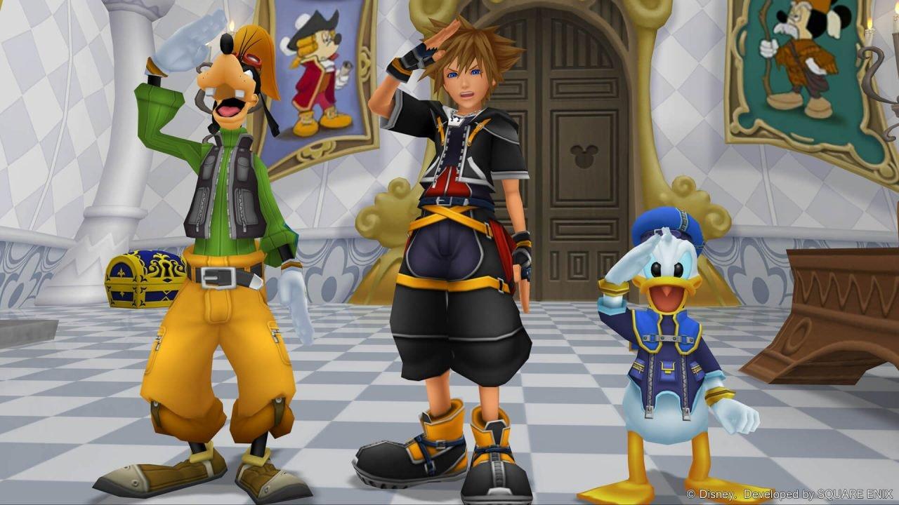 Kingdom Hearts Pc Review 9