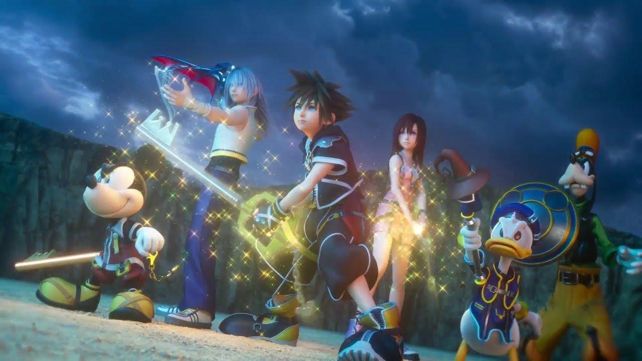 Kingdom Hearts PC Review 4