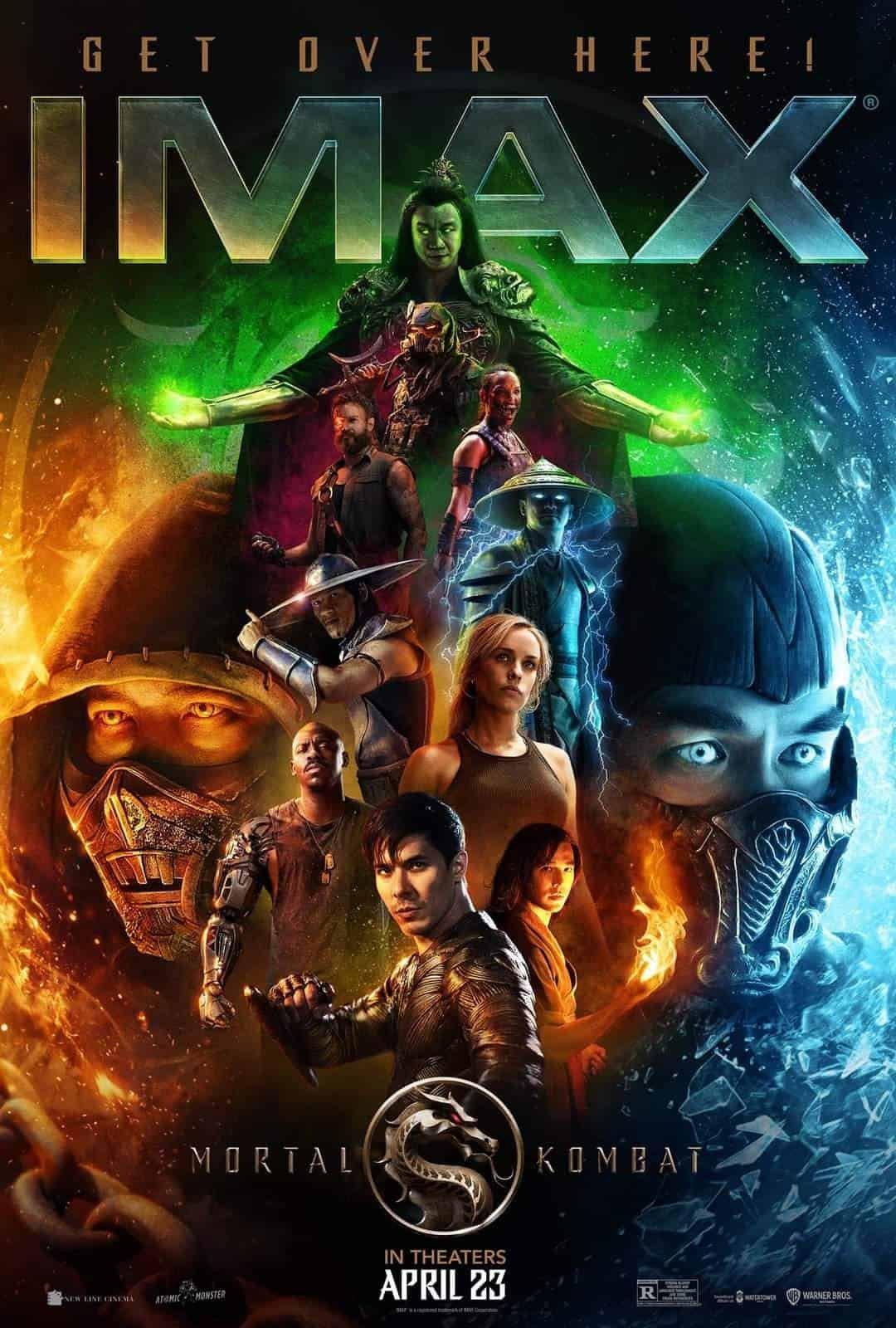 Mortal Kombat (2021) Review 6