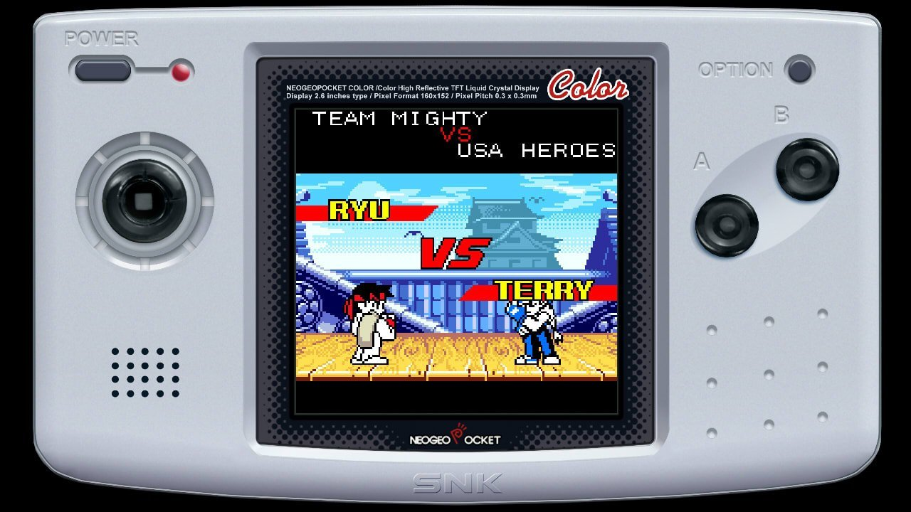 Neo Geo Pocket Color Compilation Vol. 1 (Switch) Review 3
