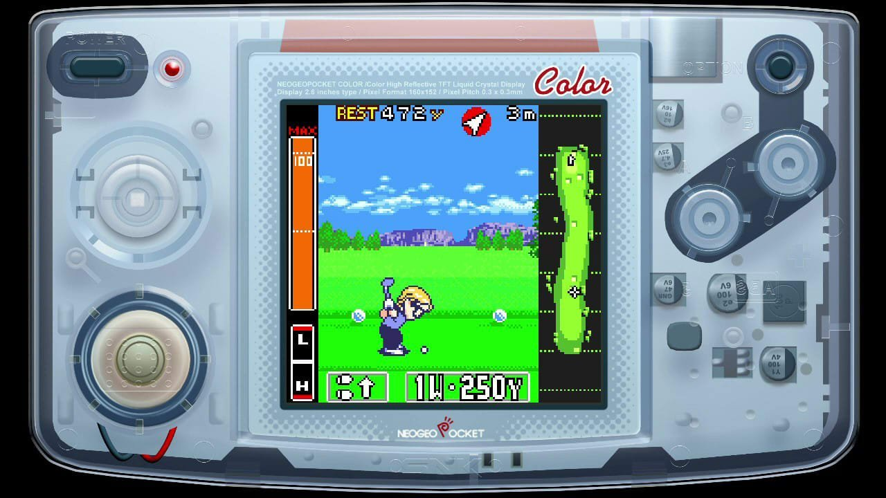 Neo Geo Pocket Color Compilation Vol. 1 (Switch) Review 6