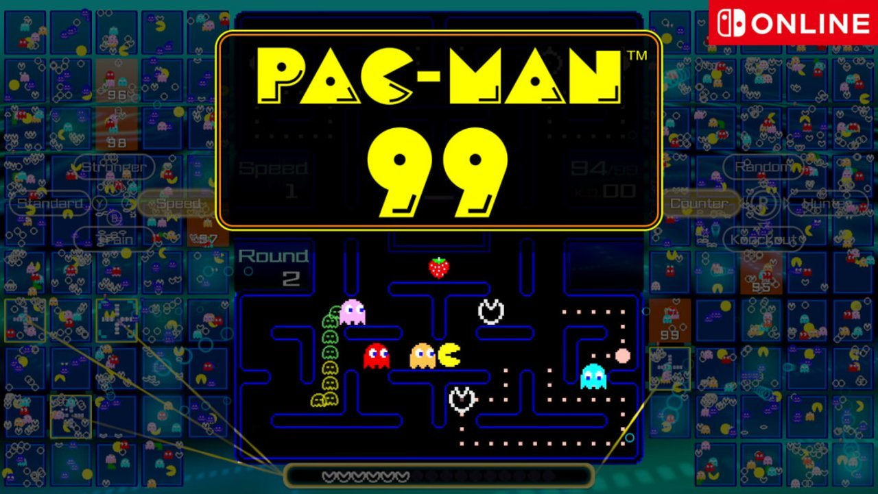 Pac-Man 99 Launches Today, Surprise! 2