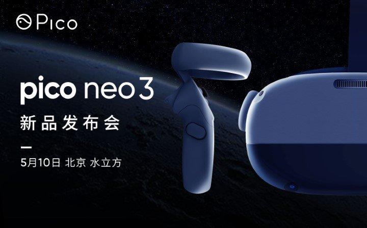 Pico Interactive Reveals Neo 3 Vr Headset For Enterprise