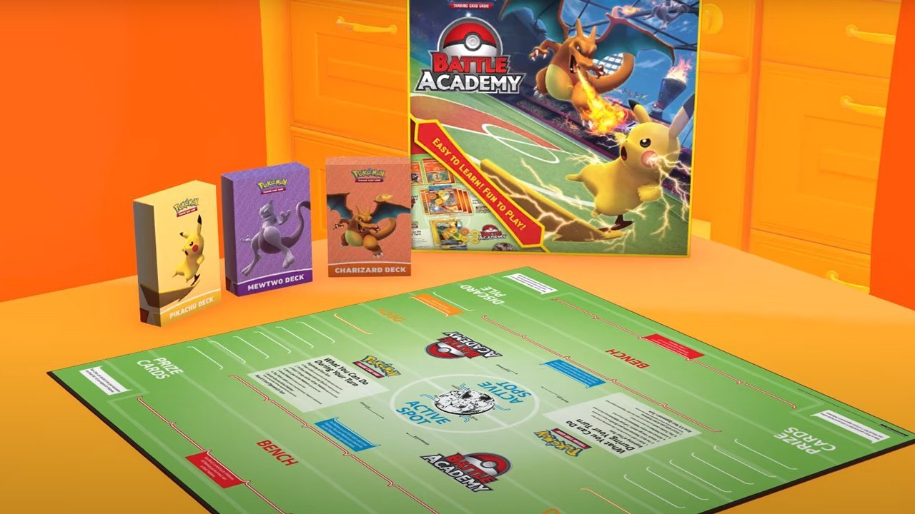 Pokémon Trading Card Game - Battle Academy Review 4