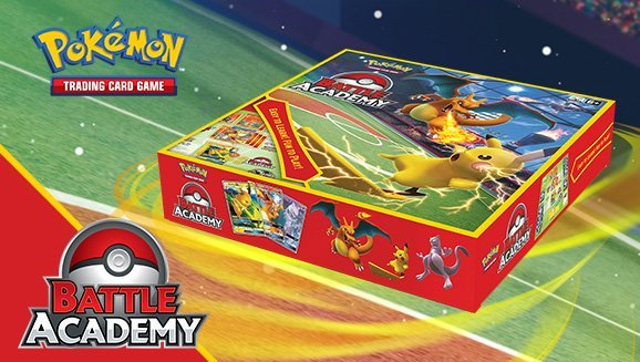 Pokémon Trading Card Game - Battle Academy Review