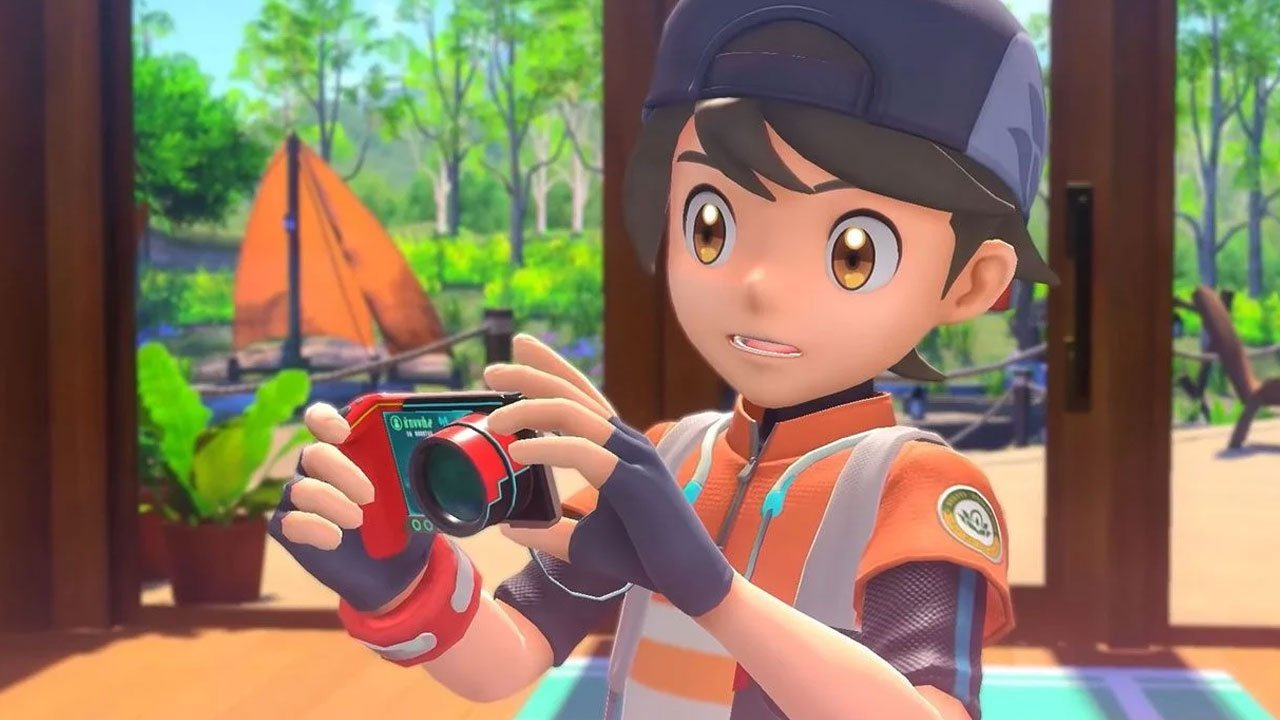 New Pokémon Snap's New Features Detailed