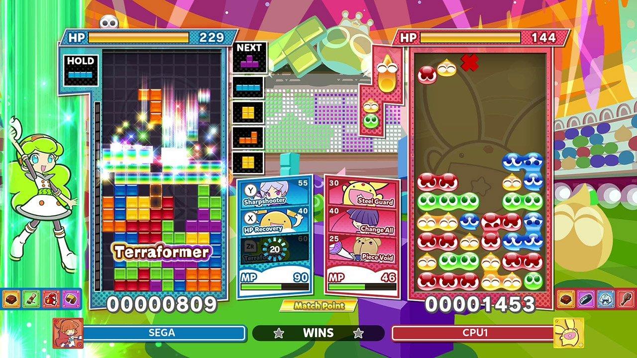 Puyo Puyo Tetris 2 Review 3
