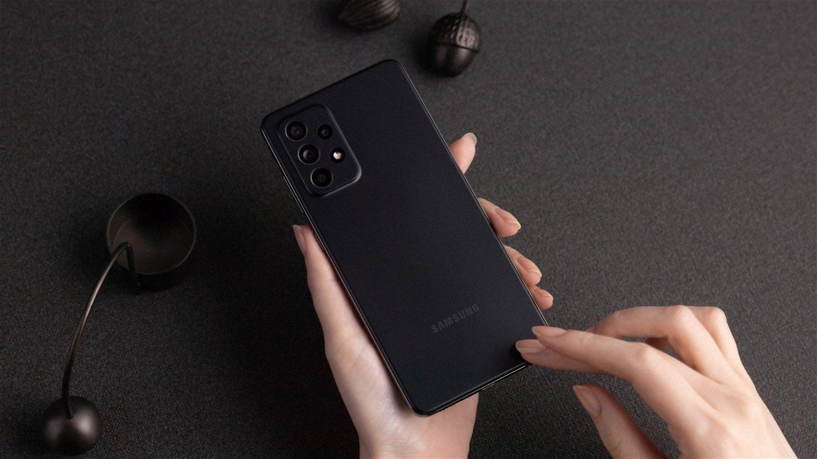 Samsung Galaxy A52 5G Review 11