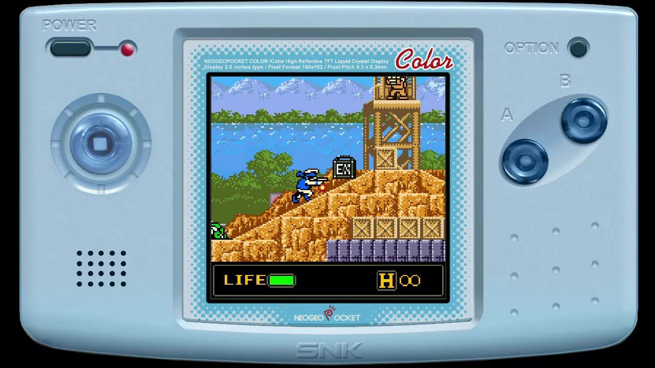 Neo Geo Pocket Color Compilation Vol. 1 (Switch) Review