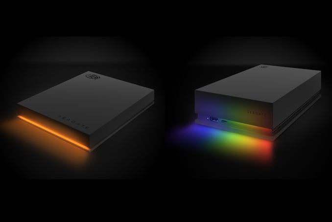 Seagate Adds Two New Drives To Gaming Line-Up