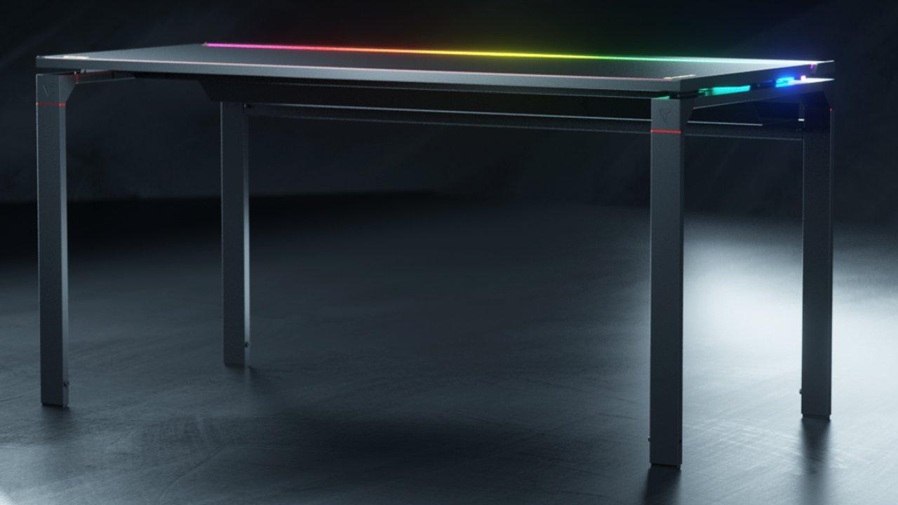 Secretlab Unveils MAGNUS Desk For Cable Management 3