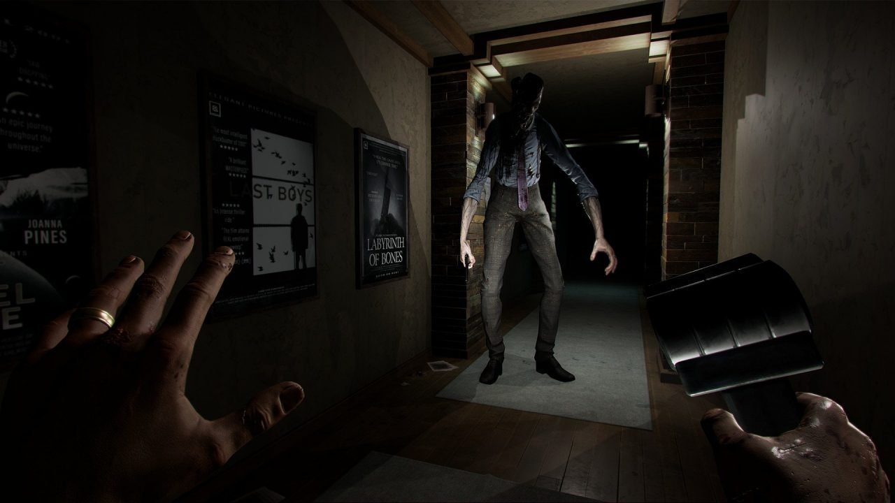 Entering Wraith'S World Of Darkness In Virtual Reality