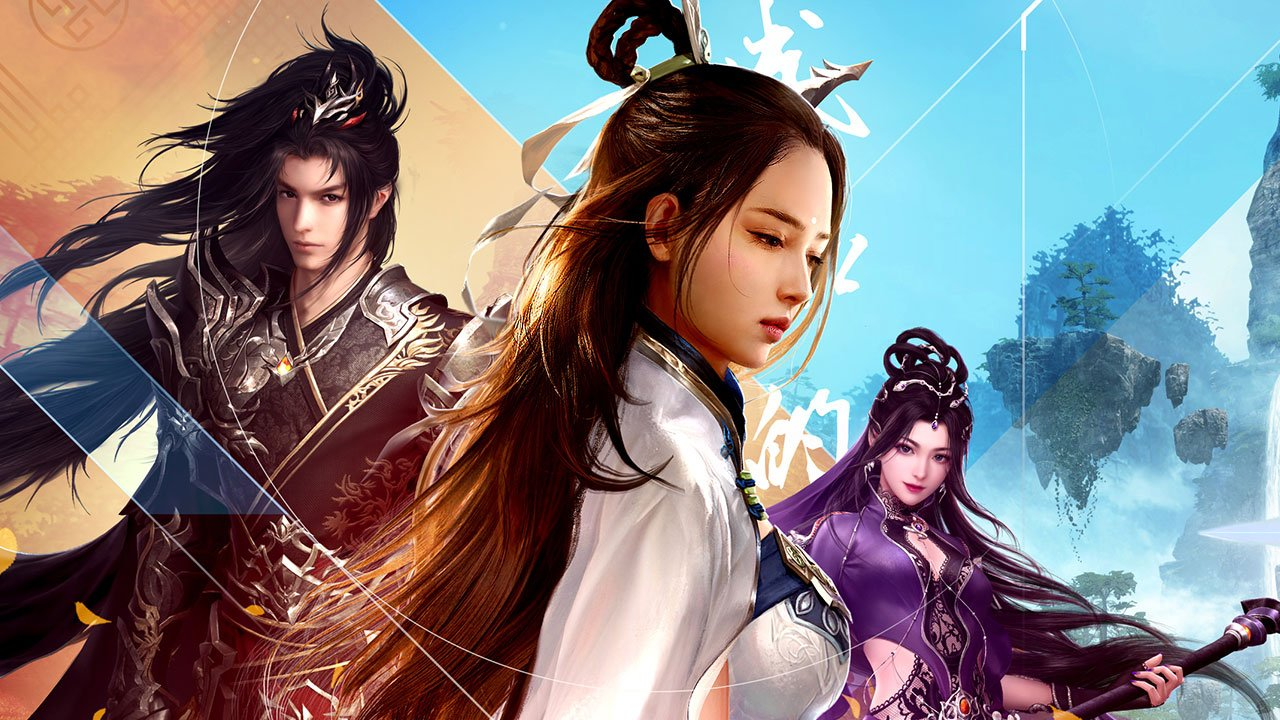 Swords of Legends Online Trailer details the MMO's Lore