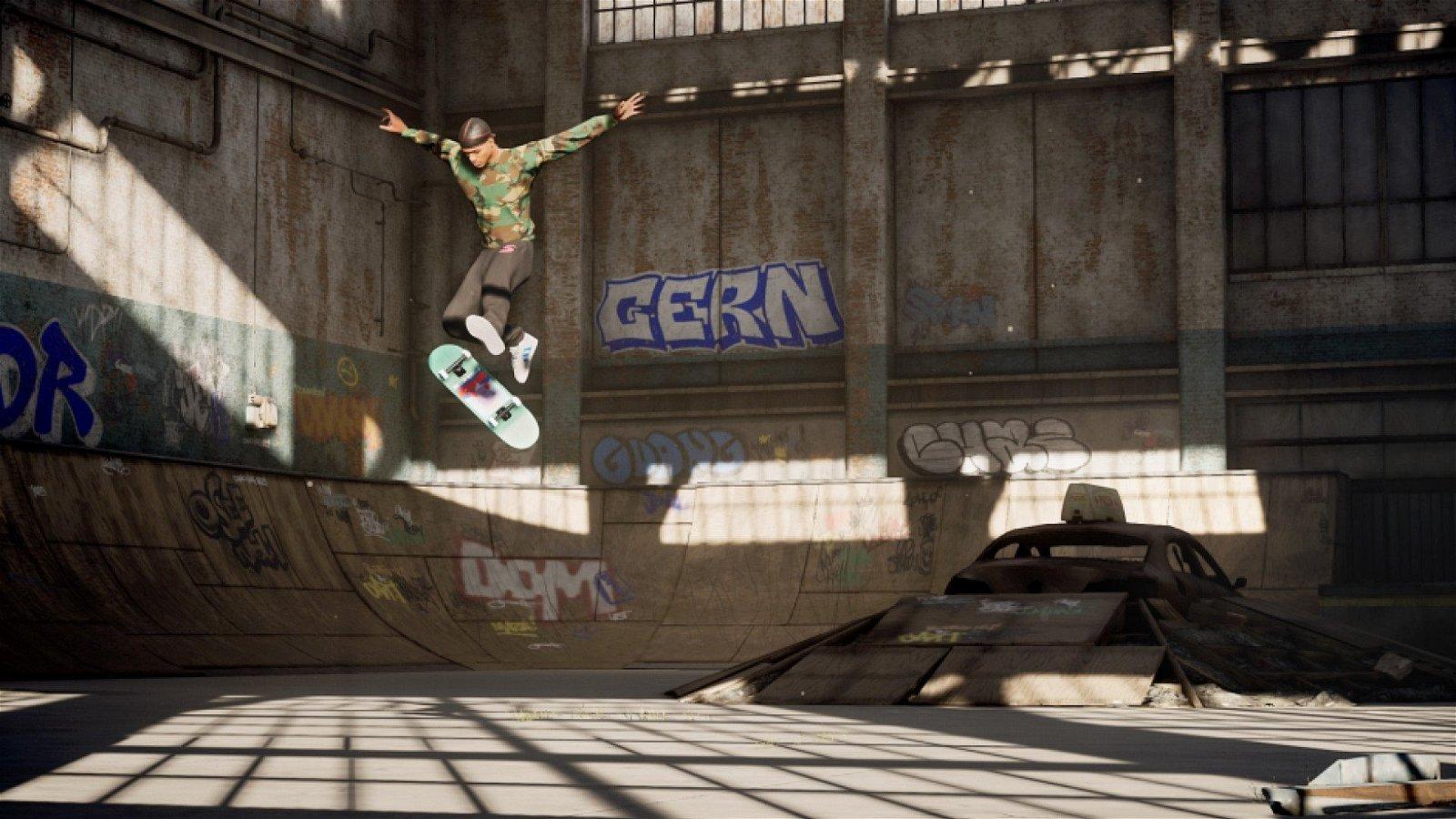 Tony Hawk's Pro Skater 1 + 2 (PS5) Review 3
