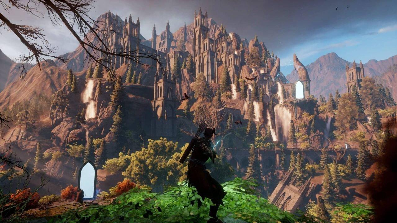 Dragon Age: Inquisition Trespasser Dlc Coming