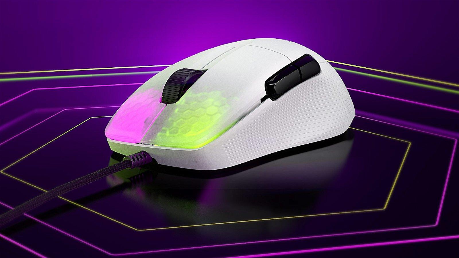 Turtle Beach Announces Roccat Kone Pro PC Gaming Mouse